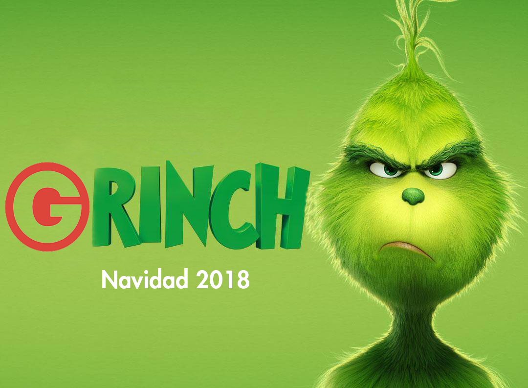 Sale el Grinch que llevamos dentro